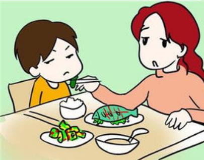 小孩不爱吃饭什么原因,家长们来这里普及下吧