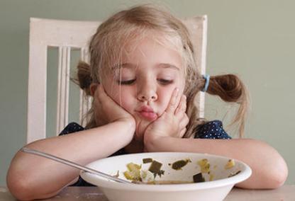 小儿厌食应该注意什么