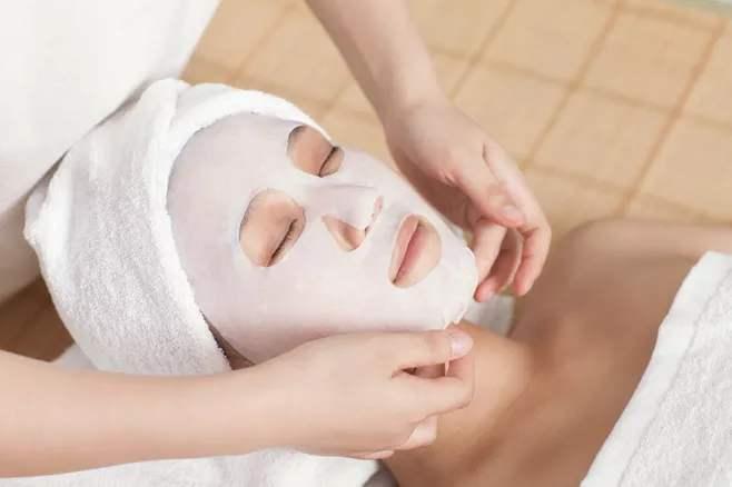 面部水疗的正确步骤