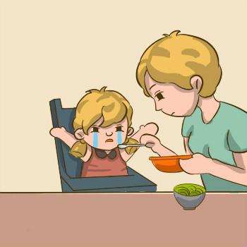 一岁半小孩不爱吃饭怎么办?可以试试这个方法