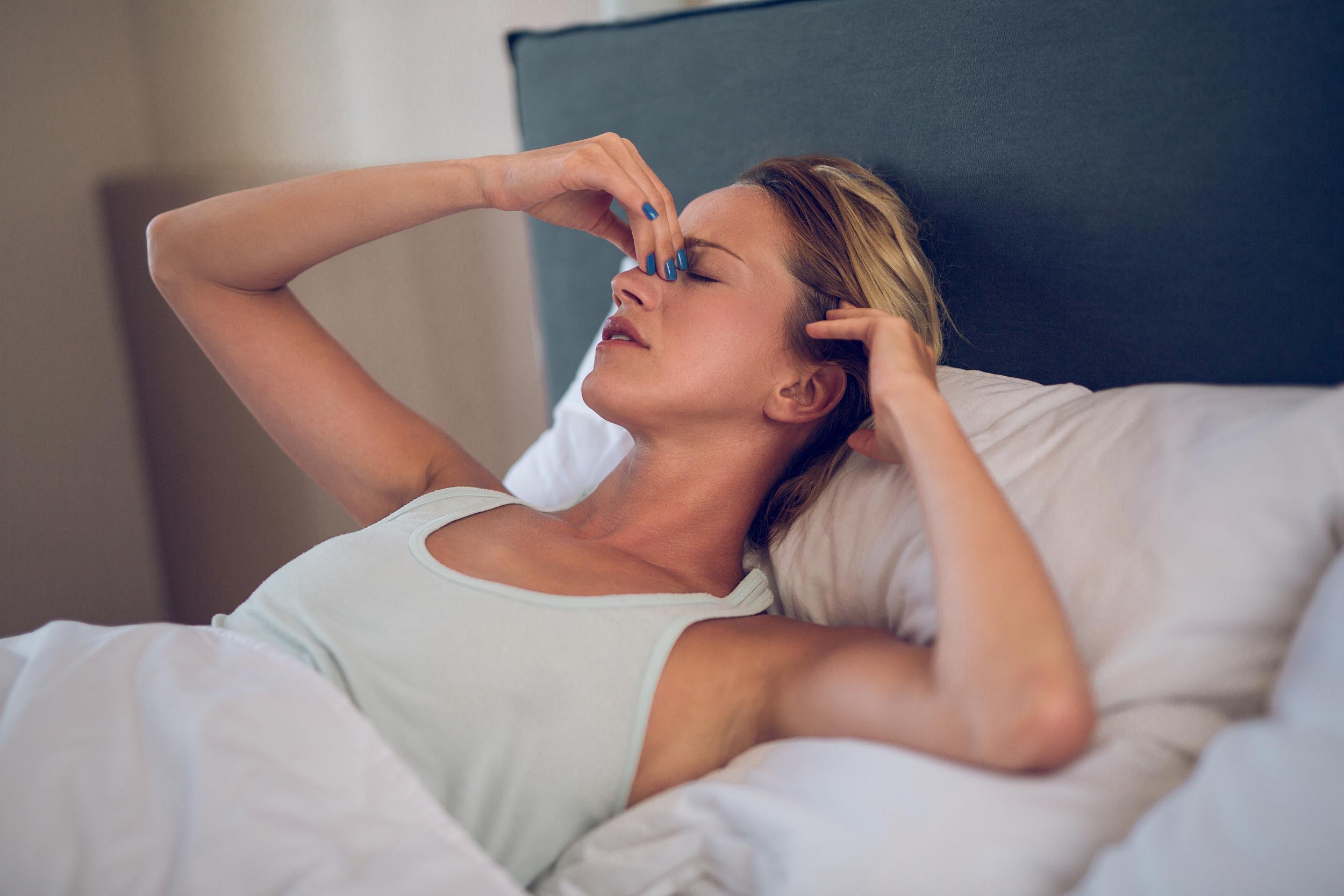 失眠怎么办 坏习惯偷走你的睡眠