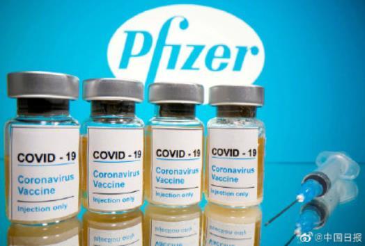 美国正式批准全面使用辉瑞疫苗