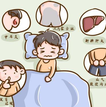 宝宝脾大是怎么回事,是黏多糖贮积症2型吗