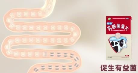 经常便秘吃什么好?利活乳酸菌素片千万人的选择!